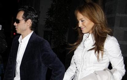 Trouble For Jlo And Marc by J Lo Marc Dine Out Amid Reports Of A Split Sponkit