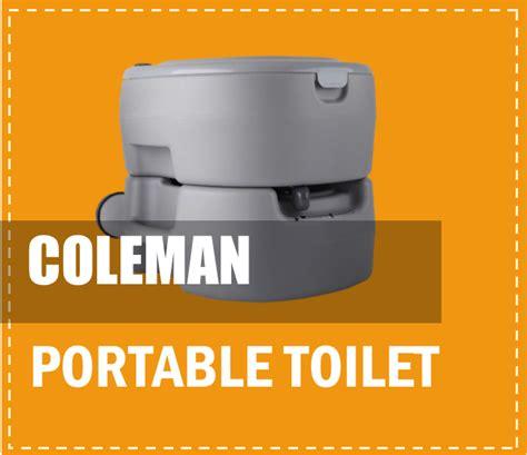 coleman toilet coleman portable flush toilet review cingmaniacs