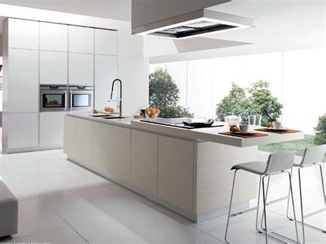Küche Ohne Griffe by K 252 Cheninsel Dunstabzugshaube Design