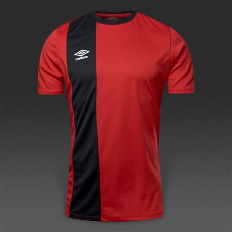 equipaciones para equipos de futbol sala equipaciones para clubs de futbol camiseta umbro rojo negro