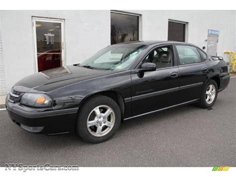 2003 chevrolet impala ls in black 225213 nysportscars