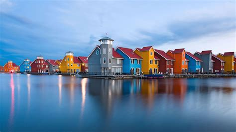 colorful houses colorful house wallpaper gallery