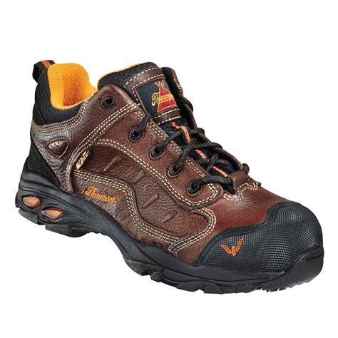 thorogood oxford work shoes thorogood sport oxford asr ct work shoe