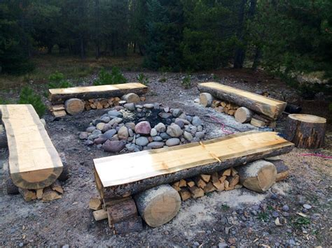 how to make benches out of logs 19 creative ways of turning logs and stumps into garden