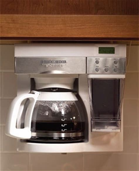 best under cabinet coffee maker 17 best images about under the counter coffee maker on