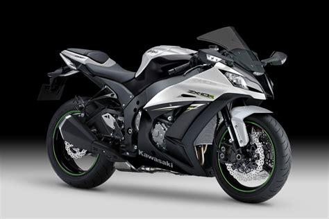 Motorrad Versicherung Gedrosselt by 30 Jahre Kawasaki Die Story