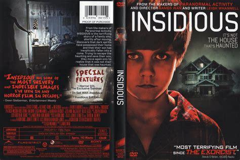 film completo insidious ita copertina dvd insidious eng cover dvd insidious eng