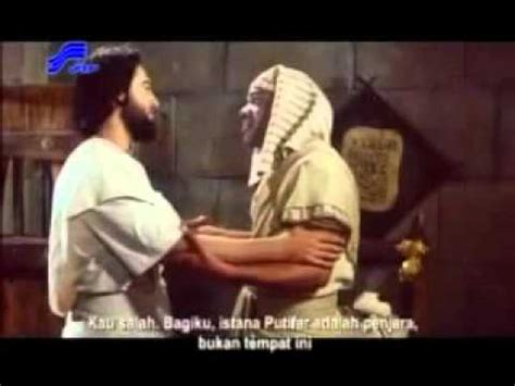 youtube video film nabi musa film nabi yusuf as zulaikha vs yusuf 12 kisah di penjara