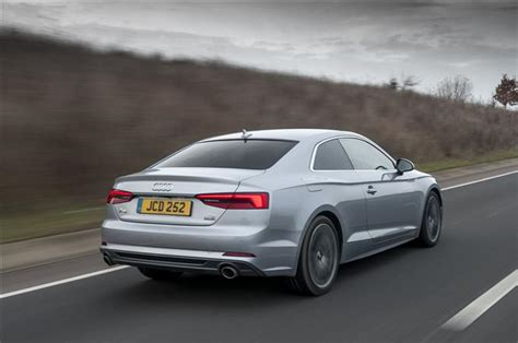 Audi A5 2 0 Tfsi Test by Audi A5 Coup 233 S Line 2 0 Tfsi 252ps Quattro S Tronic Auto