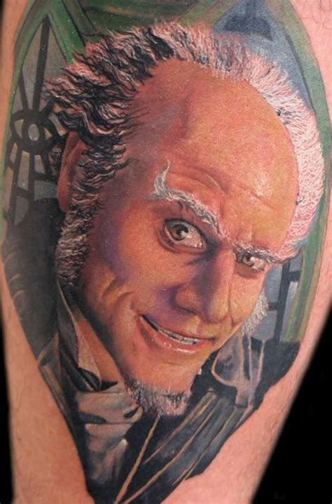 count olaf tattoo 40 amazing tattoos damn cool pictures