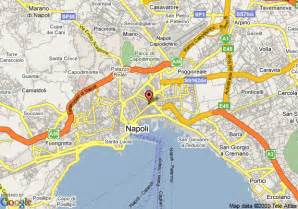 Napoli Italy Map by Map Of Una Hotel Napoli Naples