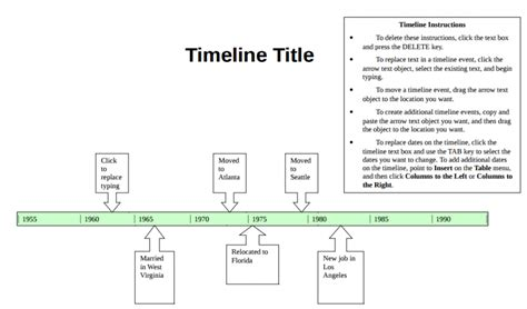 project management timeline template word 33 blank timeline templates free and premium psd word