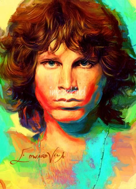 Kids Room Wall Decor stunning quot poster of jim morrison quot artwork for sale on fine