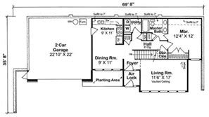 earth contact house plans smalltowndjs com high resolution earth bermed house plans 4 earth home