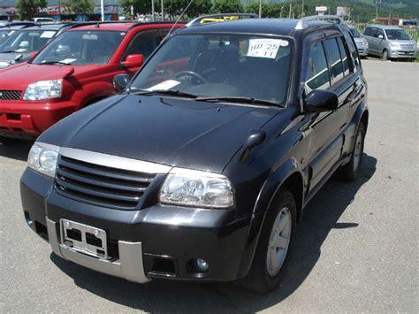 Suzuki Escudo 2003 2003 Suzuki Escudo Pictures 2000cc Gasoline Automatic