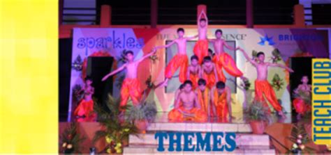 theme names for annual function annual function