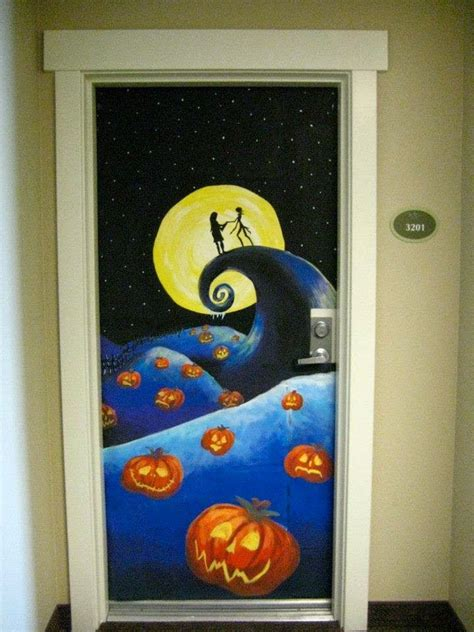 image result  nightmare  christmas door