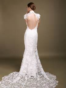 wedding dress lace backless wedding dresses dressed up