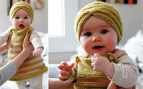 tutorial turban copii crochet baby turban for your princess