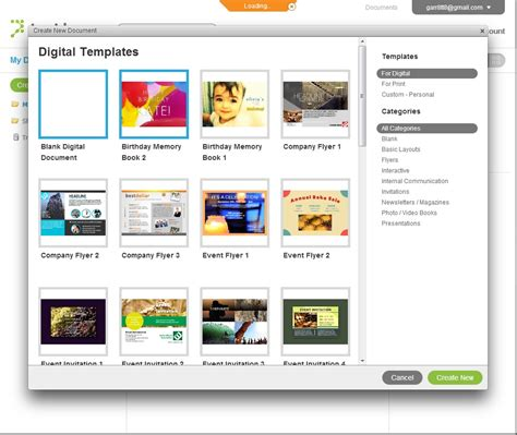 lucidpress templates lucidpress crea documenti direttamente dal web garr 8