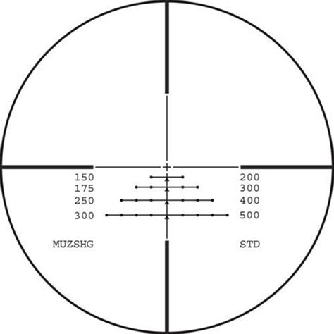 Center Point Tag 3 12x44me centerpoint 3 12x44 tag rifle scope illuminated tag