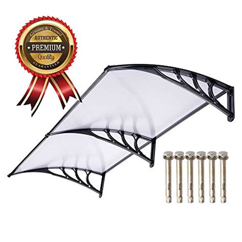 global awnings gc global direct uv protection overhead clear outdoor patio awnings window awnings