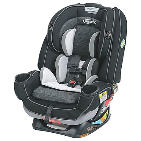 graco platinum car seat graco 174 4ever extend2fit platinum all in one convertible