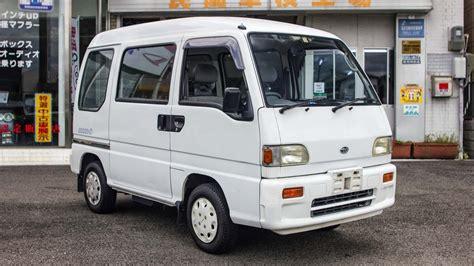 subaru sambar 1991 subaru sambar 2wd walk around and test drive