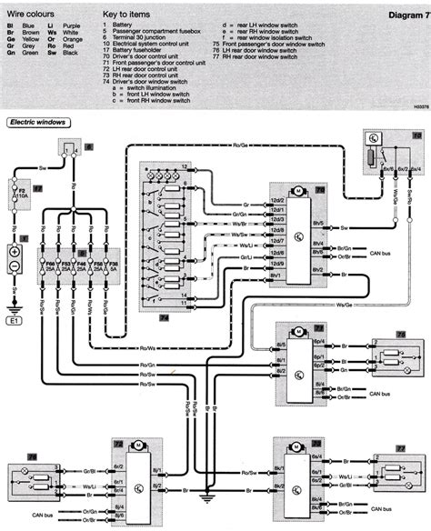 skoda octavia wiring diagram electric windows and mirrors not working skoda fabia mk i briskoda