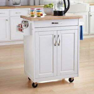 portable kitchen island with storage white kitchen island cart mobile portable rolling utility