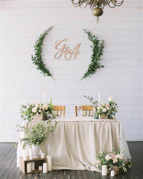 tavoli sposi decorazioni per matrimonio tavolo sposi selva interior