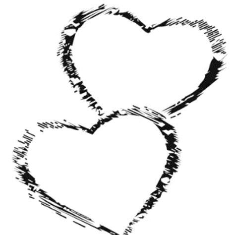 double heart tattoo ideas pinterest heart tattoos
