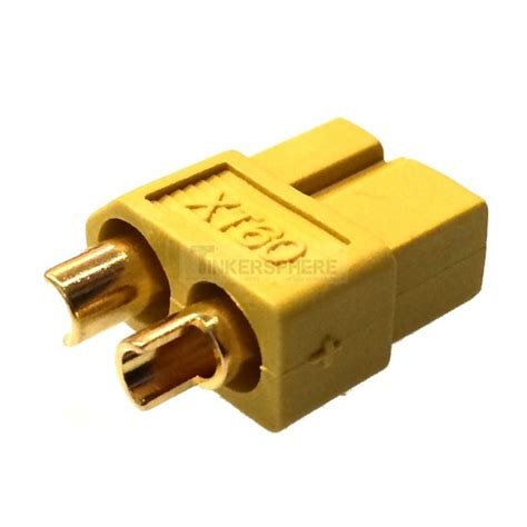 Xt 60 Xt60 Connector 2 49 xt60 connector tinkersphere