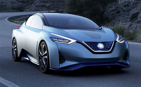 electric cars 2016 models nissan s extended range electric car is going to