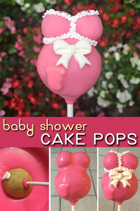 How To Make Cake Pops For Baby Shower Boy by Baby Shower Cake Pops Sugarkissed