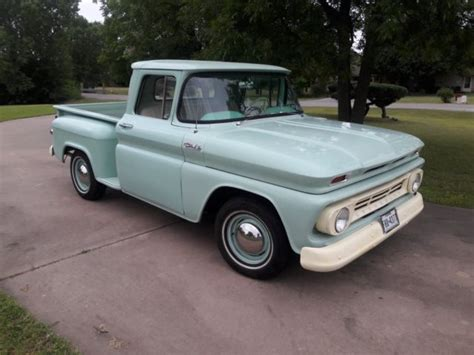 chevy stepside bed for sale 1962 chevy c10 pickup short stepside bed recent frame off
