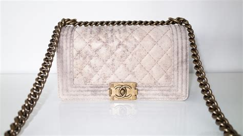 Chanel Boy Mate Dove 4 bags us luggage replica