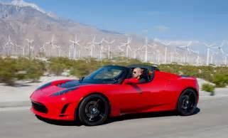 Electric Sports Car Tesla For Sale 2013 Tesla Roadster Sports Car 2013