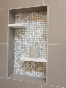 Bathroom Shower Niche Ideas 12x24 Shower Tile With Niche Design Pictures Remodel