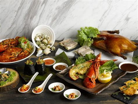 Spg Wine Dine Deals Four Points By Sheraton Singapore Seafood Buffet Menu