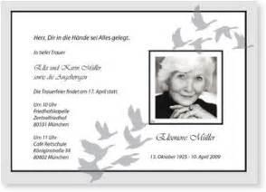 Muster Einladung Leichenschmaus Einladung Zur Trauerfeier Gestalten Versandfertig In 24 H