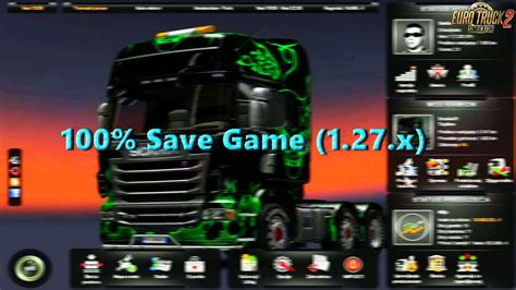 100 save game free cam mod download 100 save game 1 27 x 187 download ets 2 mods truck mods