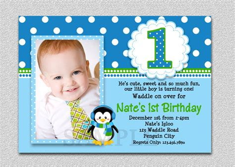 1st year birthday card template 1st birthday and baptism combined invitations baptism