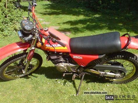 1986 Suzuki 250 Quadrunner 1986 Suzuki Dr 250 S Moto Zombdrive