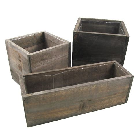 Wooden Planter Box Basic Ii Crafts Pinterest Wooden Planter Box
