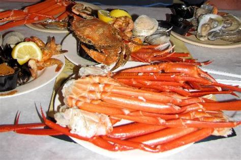 phillips crab house ocean city md some of the food from the buffet picture of phillips crab house ocean city
