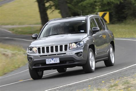 Jeep Compass Safety Jeep Compass Scores Dismal Two Ncap Safety