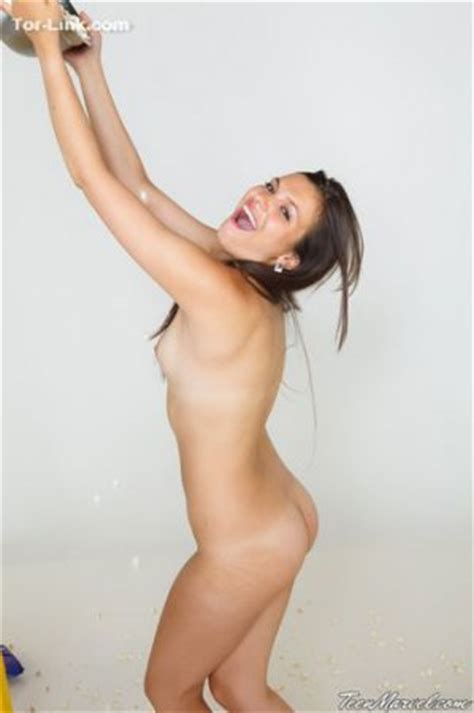 Teenmarvel Lili Popcorn Party Topless Semi Nude Set Ex Newstar Diana Topless Pussy And But