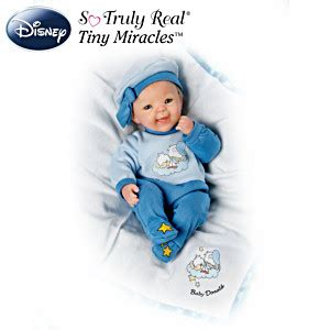 buy donald doll bright eyed baby donald doll lifelike baby doll with baby