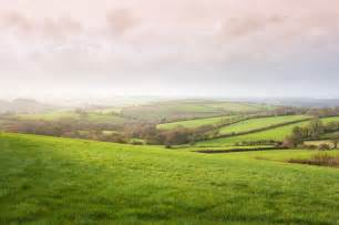 Landscape View Pictures Free Image Of Lush Rolling Green Countryside